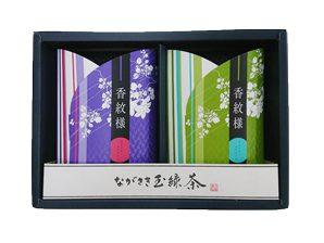 〈玉緑茶〉香紋様